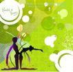 花纹运动0055,花纹运动,人物,舞蹈 演员 节目
