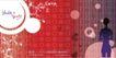 花纹运动0062,花纹运动,人物,女性 树枝 红色
