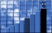 统计图形0083,统计图形,金融,淡云背景