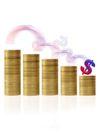 统计图形0098,统计图形,金融,美元 下跌 多少