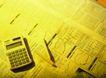 投资理财0050,投资理财,金融,计算器 铅笔 财经内容