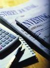 投资理财0052,投资理财,金融,报纸 计算器 文具