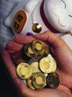 投资理财0078,投资理财,金融,金币 存储 钱罐