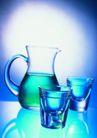 饮品文化0066,饮品文化,饮食水果,玻璃器物 玻璃壶 玻璃杯