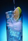 饮品文化0071,饮品文化,饮食水果,橙子 水果 冰块