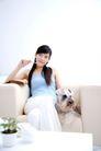 女性宠物0073,女性宠物,生活方式,女人 狗 相处