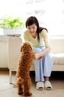 女性宠物0084,女性宠物,生活方式,