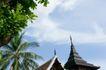 渡假地点0016,渡假地点,生活方式,尖顶 泰国 寺庙