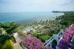 渡假地点0017,渡假地点,生活方式,俯视 海湾 全貌