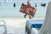 渡假地点0018,渡假地点,生活方式,手夹 画板 行走