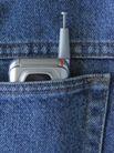 牛仔服特写0102,牛仔服特写,静物,手机 上衣口袋 能讯工具