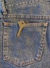 牛仔服特写0139,牛仔服特写,静物,钥匙 口袋