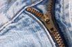 牛仔服特写0144,牛仔服特写,静物,牛仔裤拉链