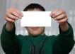 信条卡片0065,信条卡片,静物,白纸