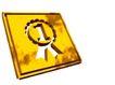 信条卡片0068,信条卡片,静物,金色器物