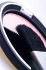 化妆品0054,化妆品,静物,刷子 粉红腮红 两色粉盒