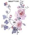 瓷器花纹0016,瓷器花纹,实用分层素材,瓷器花式