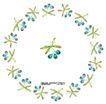 瓷器花纹0021,瓷器花纹,实用分层素材,花纹 简约 素雅