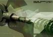 科技0052,科技,实用分层素材,弹簧 放大图 连接器