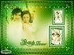 永恒的爱0010,永恒的爱,魅派摄影主题模板,绿色 婚纱 套照