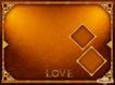 贵族风情0006,贵族风情,魅派摄影主题模板,爱心 暗红 竖框