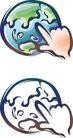 卡通物件0086,卡通物件,日韩盛典,表情 手指 脸色