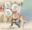 商务0056,商务,日韩盛典,钱币 白日梦 面具