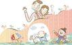 情人节0186,情人节,日韩盛典,彩色绘画 亲子 小玩具