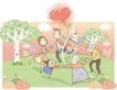 情人节0212,情人节,日韩盛典,庆祝 喜悦 盛典