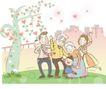 情人节0220,情人节,日韩盛典,团圆 家人 盛典