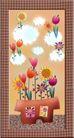 风景0198,风景,日韩盛典,边框 花盆 鲜花