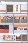 2007全球500强顶级商业品牌版式设计0449,2007全球500强顶级商业品牌版式设计,2008全球广告年鉴,