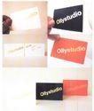 商业名片创意设计0281,商业名片创意设计,2008全球广告年鉴,