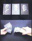 商业名片创意设计0321,商业名片创意设计,2008全球广告年鉴,