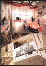 国际会展设计-其他0026,国际会展设计-其他,2008全球广告年鉴,装修 风格 茶几
