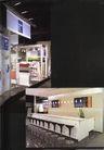 国际会展设计-化工机械及仪表0006,国际会展设计-化工机械及仪表,2008全球广告年鉴,吧台 长排 椅子