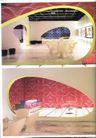国际会展设计-地产咨询及银行0021,国际会展设计-地产咨询及银行,2008全球广告年鉴,摆设 壁画 地产咨询台