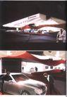 国际会展设计-汽车及零部件0005,国际会展设计-汽车及零部件,2008全球广告年鉴,特写 银色 车头