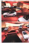 国际会展设计-汽车及零部件0009,国际会展设计-汽车及零部件,2008全球广告年鉴,敞篷 白色 跑车