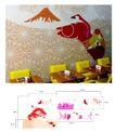 热潮涂鸦式设计0208,热潮涂鸦式设计,2008全球广告年鉴,