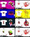 热潮涂鸦式设计0231,热潮涂鸦式设计,2008全球广告年鉴,