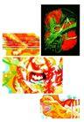 热潮涂鸦式设计0243,热潮涂鸦式设计,2008全球广告年鉴,