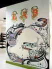 热潮涂鸦式设计0252,热潮涂鸦式设计,2008全球广告年鉴,