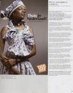 荷兰设计年鉴0027,荷兰设计年鉴,2008全球广告年鉴,模特 封面人物 黑人