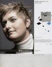 荷兰设计年鉴0029,荷兰设计年鉴,2008全球广告年鉴,表情 模特 代言人