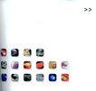 装帧设计0672,装帧设计,2008全球广告年鉴,