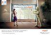 移动电信0002,移动电信,设计风云,中国移动广告 盆栽 小女孩