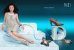 服装运动0034,服装运动,龙腾广告,鞋类广告 各式的鞋子