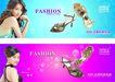 服装运动0052,服装运动,龙腾广告,女鞋 品种