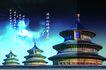 设计元素0063,设计元素,龙腾广告,建筑 中国名胜 房屋